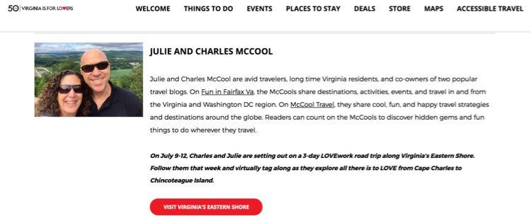 McCools LOVEwork road trip to Eastern Shore VA