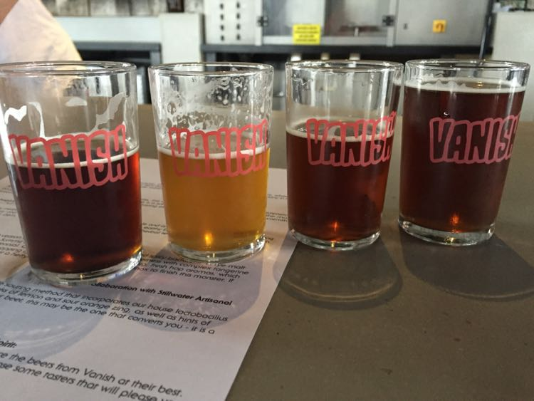Vanish brews Leesburg Virginia