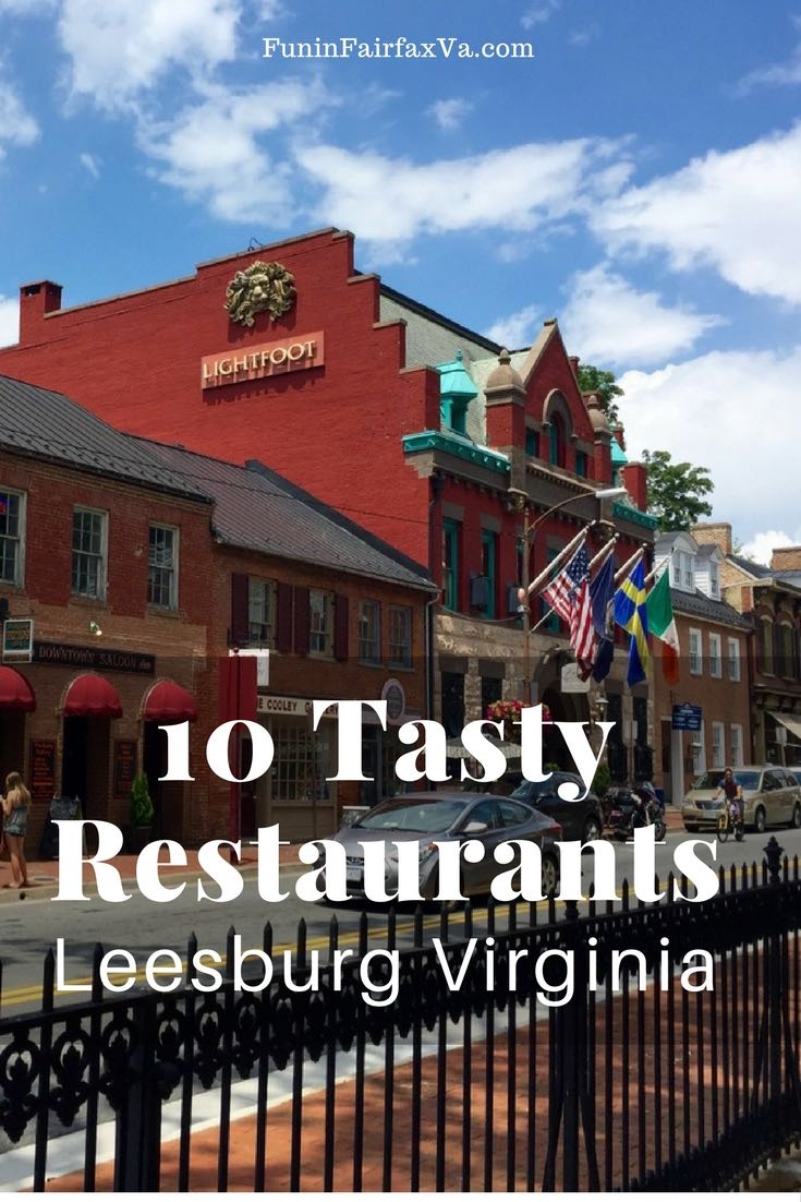 Italian Restaurants In Leesburg Virginia