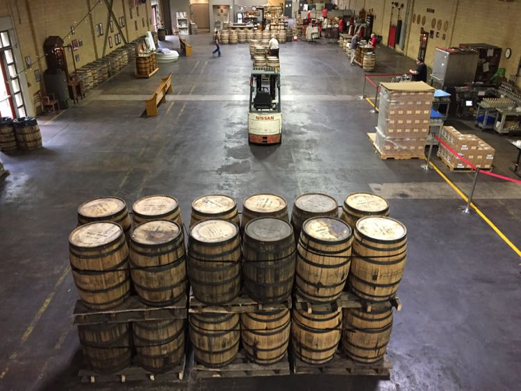 Bowman Distillery Fredericksburg Virginia