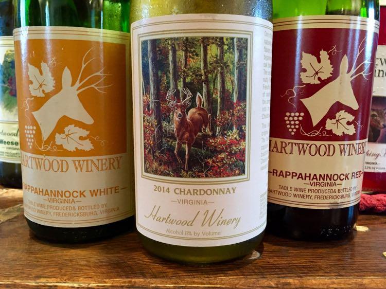 Hartwood Winery Fredericksburg Virginia