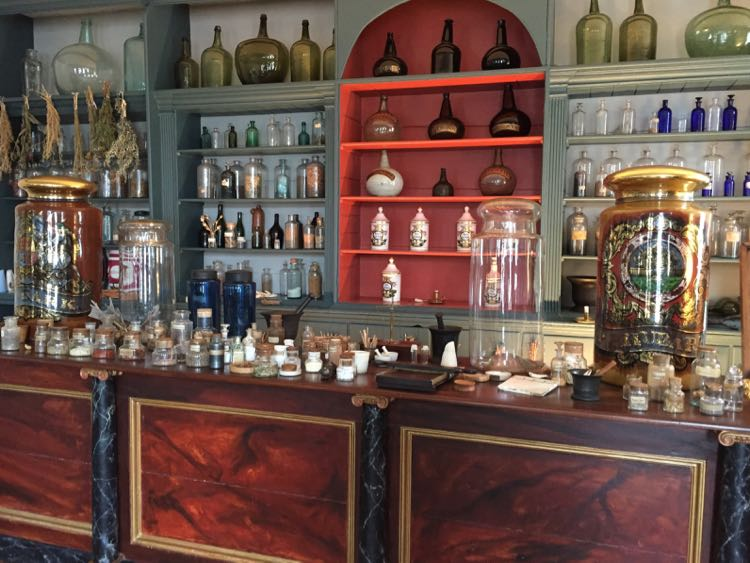 Hugh Mercer Apothecary Shop Fredericksburg Virginia