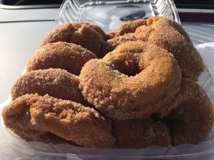 Apple House cider donuts Front Royal VA