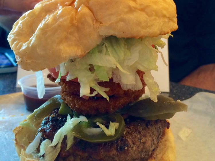 tall Melt burger Leesburg VA