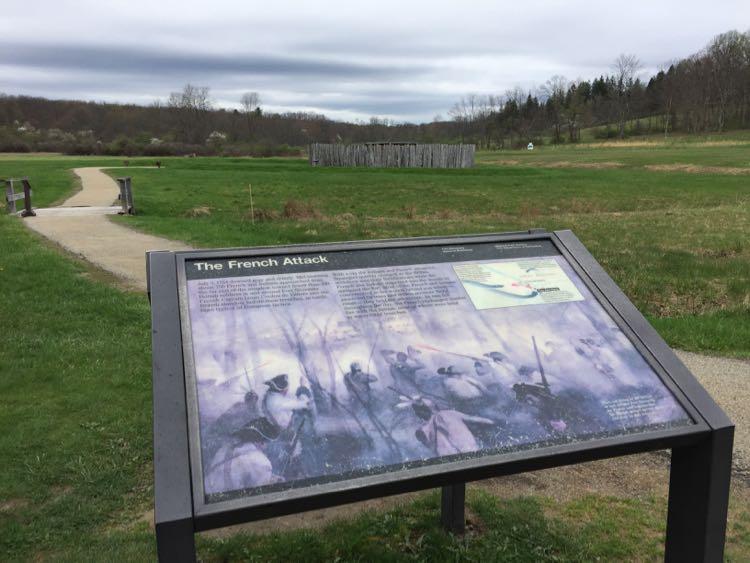 Visit Fort Necessity National Battlefield in Laurel Highlands PA