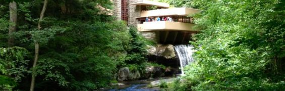 Frank Lloyd Wrights Fallingwater Laurel Highlands PA