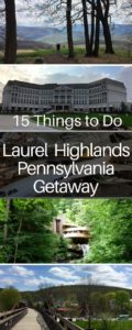 A Laurel Highlands getaway to western Pennsylvania offers a fantastic mix of adventure, history, and luxury perfect for family fun or an adult escape.