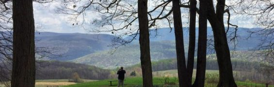 Enjoy the view from Kentuck Knob on a Laurel Highlands getaway