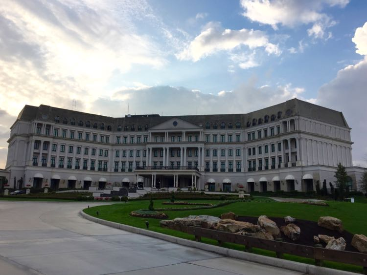Chateau Lafayette Nemacolin Laurel Highlands PA
