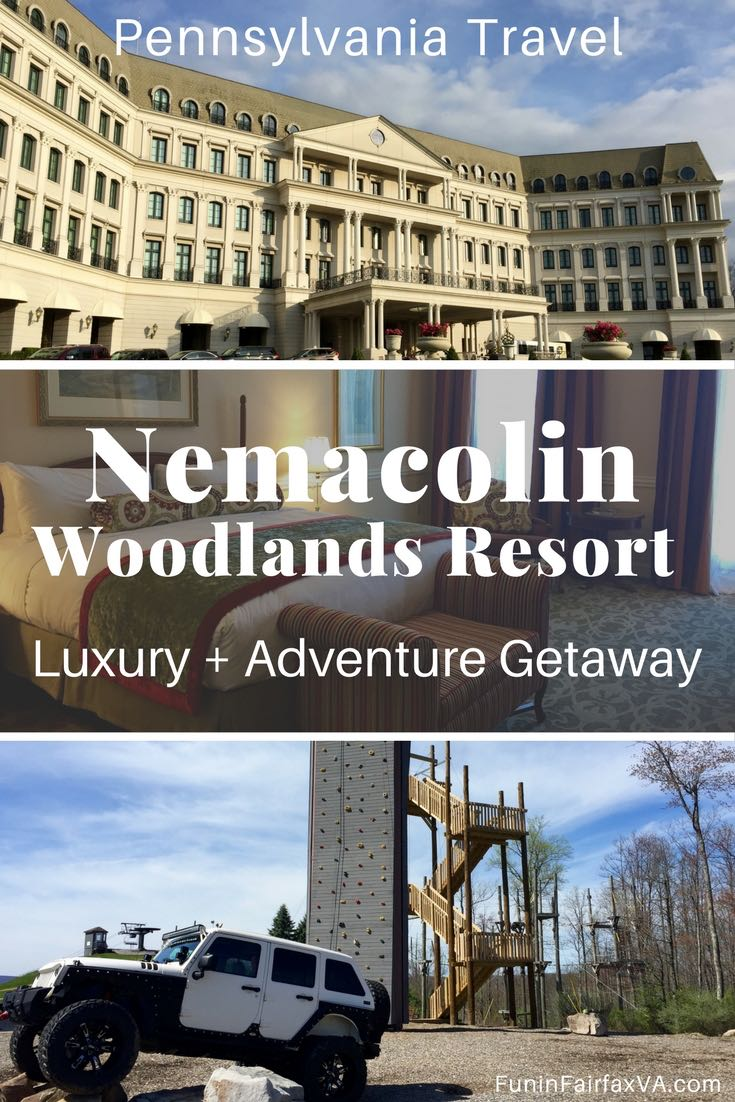 Pennsylvania USA Travel | Luxury Travel + Lodging | A Nemacolin Woodlands getaway offers a unique combination of luxury and adventure perfect for a romantic retreat, family vacation, or adult get-together.