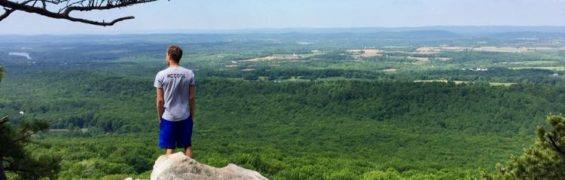 Sugarloaf Mountain Hike to Maryland Views