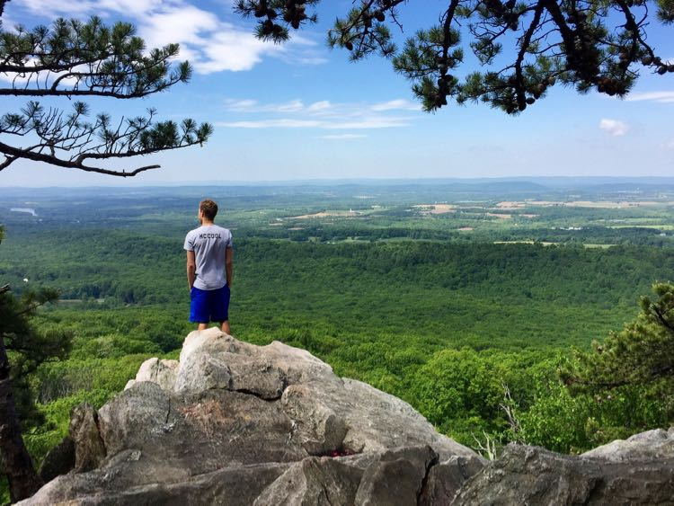 Sugarloaf Mountain Hike to Maryland Views