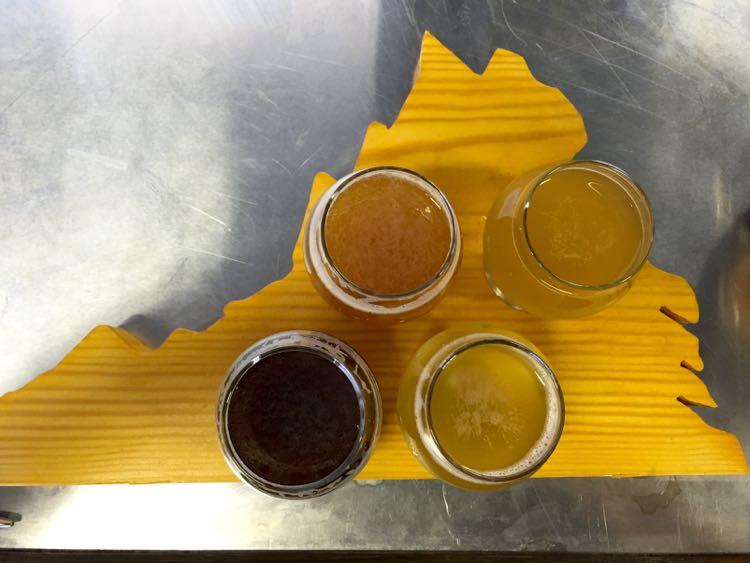Virginia Beer Trails