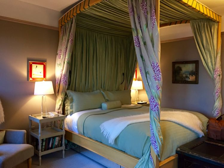Bedroom at The Ivy, Baltimore, Maryland