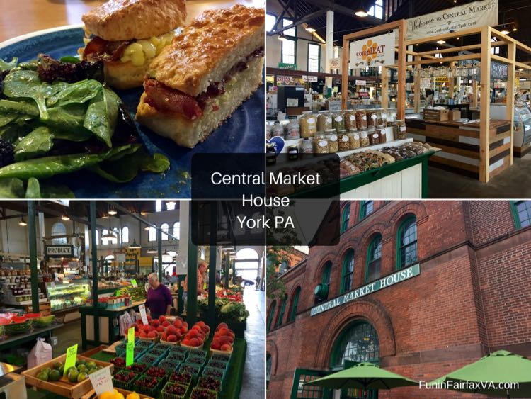 Central Market House York PA