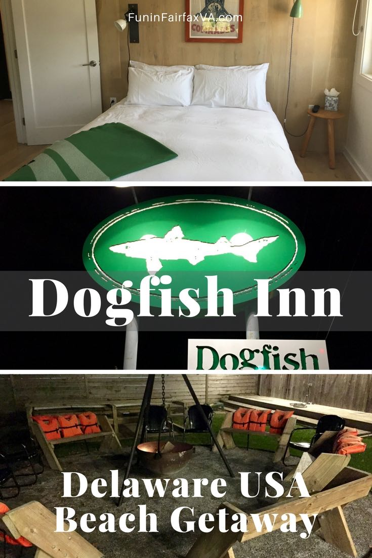 Delaware USA Travel | Plan a Dogfish Inn escape to the quaint town of Lewes for aSouthern Delaware Beaches stay that combines outdoor fun and a hip, retro vibe.