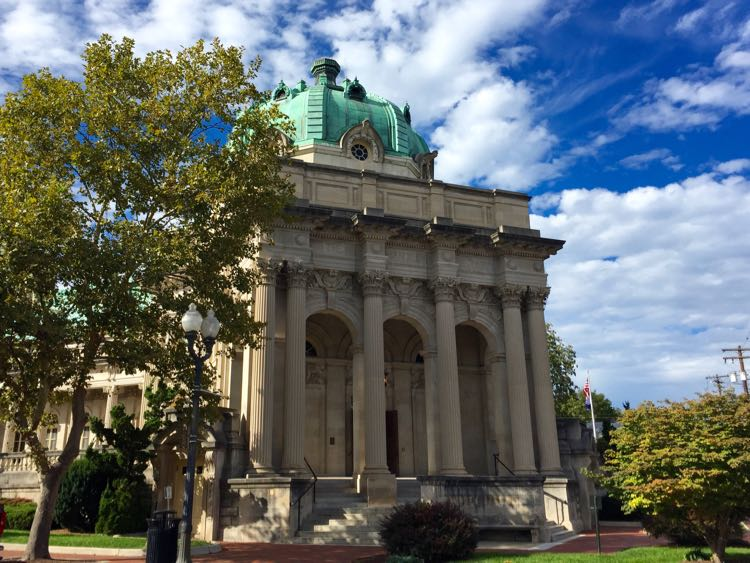 Hadley Library Winchester Virginia
