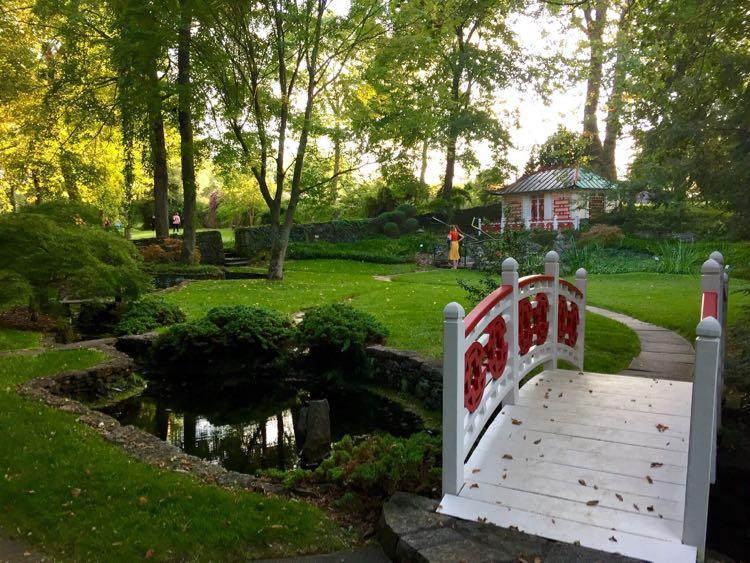 Museum of the Shenandoah Valley gardens Winchester VA