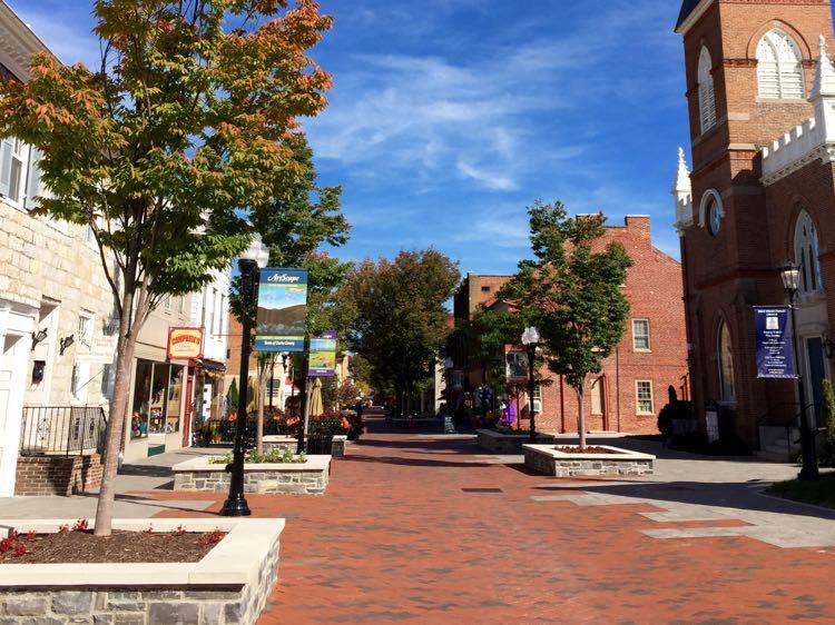 Winchester Virginia getaway