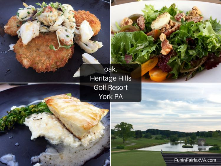 oak Heritage Hills Golf Resort York PA