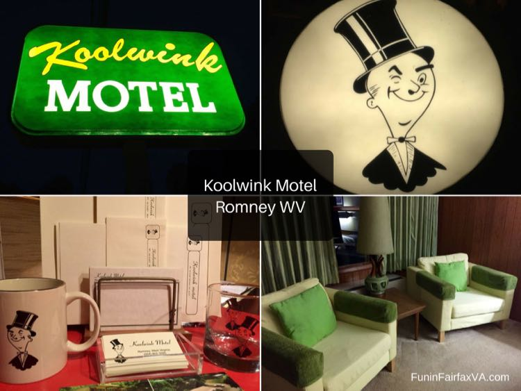 Koolwink Motel Romney WV