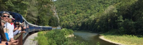 Potomac Eagle Scenic Train Romney WV