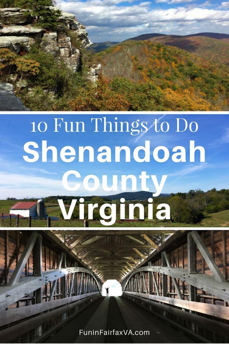 10 Fun Things To Do In Shenandoah County Virginia Fun In