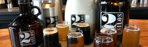 Craft Beer at 2 Silos Brewing Manassas