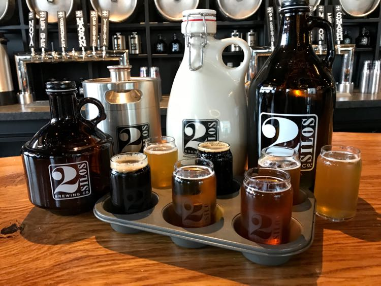 Craft Beer at 2 Silos Brewing Manassas