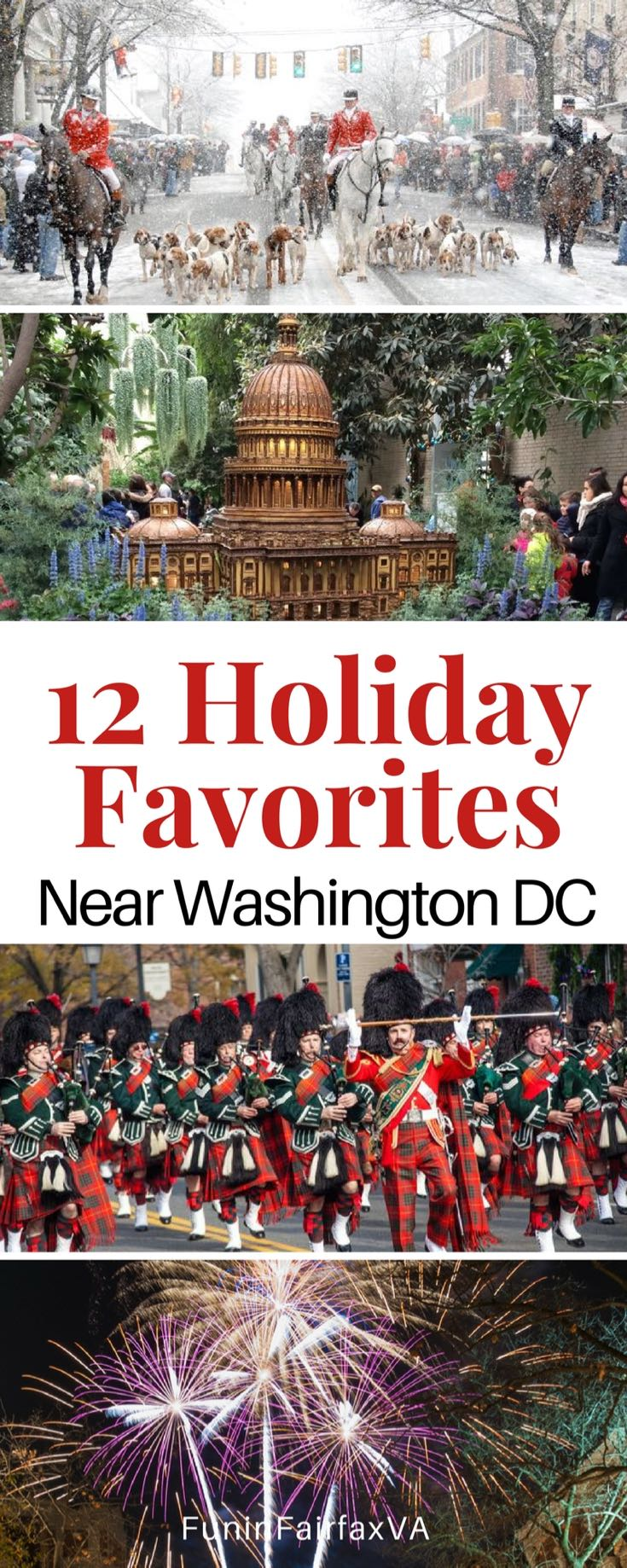 12 Holiday Favorites From Northern Virginia Experts Fun