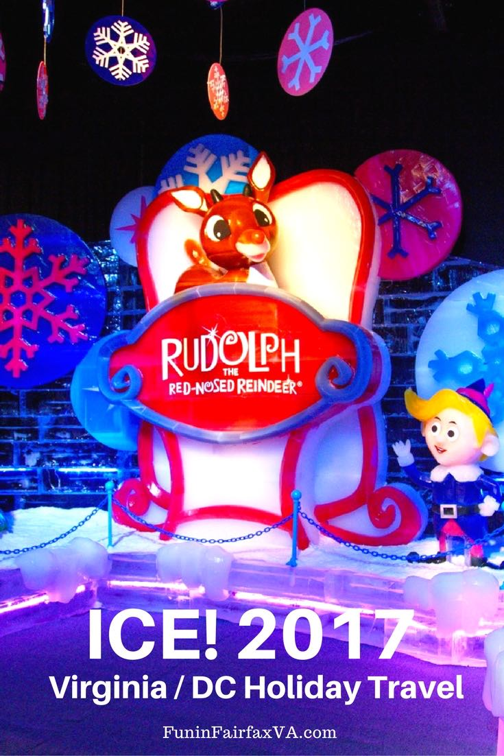 DC Virginia Holiday Travel. ICE! 2017 and Christmas on the Potomac bring an extravaganza of live shows, kids activities, and a beloved holiday tale to Gaylord National Harbor.