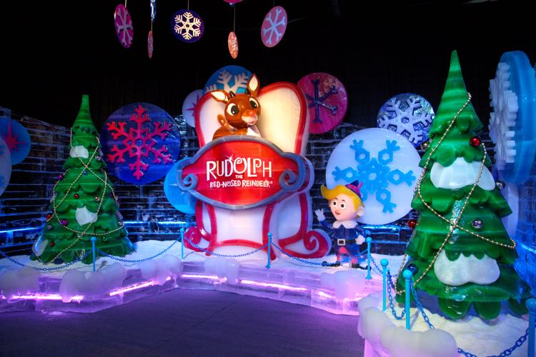 Rudolph ICE! 2017 Gaylord National Harbor