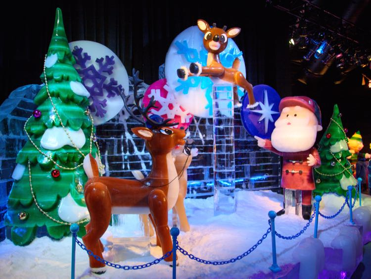 Christmas On The Potomac.Ice 2017 And Christmas On The Potomac At Gaylord National