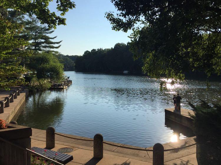 Lake Thoreau dock Reston Virginia