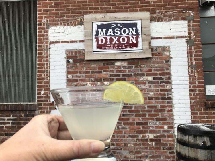 Mason Dixon Distillery Gettysburg