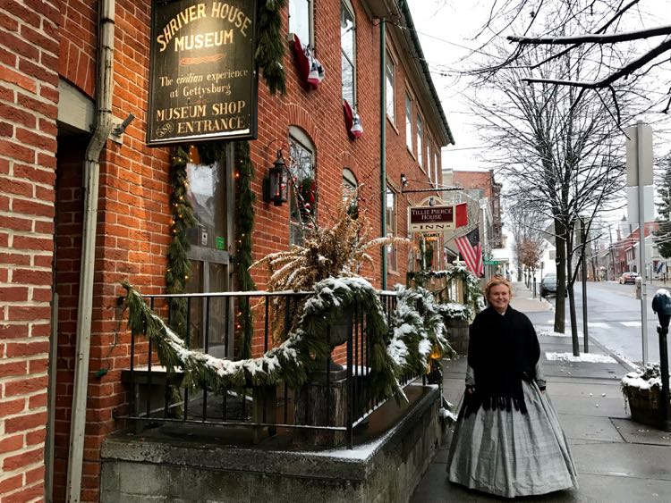 Shriver House Museum Christmas Gettysburg
