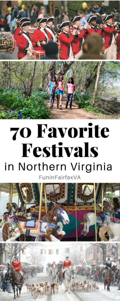 Things to Do Virginia, Washington DC | US Travel | 70 favorite festivals in Northern Virginia for annual parades, fairs, fests, and fun throughout the DC region.
