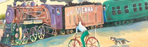 Vienna Virginia mural