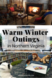 Indoor activities in Northern Virginia and the Washington DC region | These indoor activities in Northern Virginia will help you fight cabin fever on cold and rainy days.