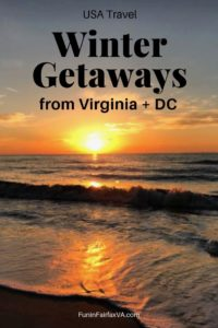 Winter getaways from Northern Virginia and DC perfect for fun and relaxation, whether you prefer a city escape, a romantic destination, or a warm beach.