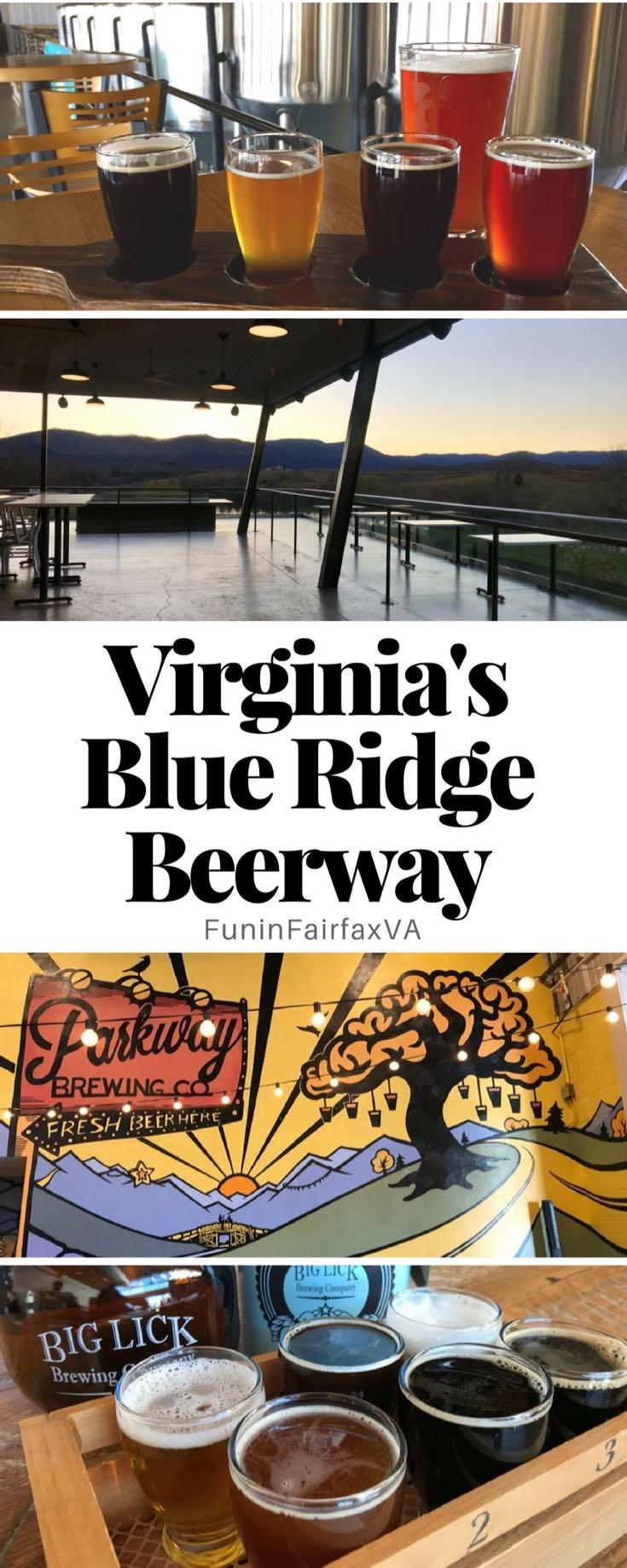 Virginia US Travel, Craft Beer. Virginia's Blue Ridge Beerway offers tasty craft beer throughout the dynamic Roanoke Valley metro-mountain region.