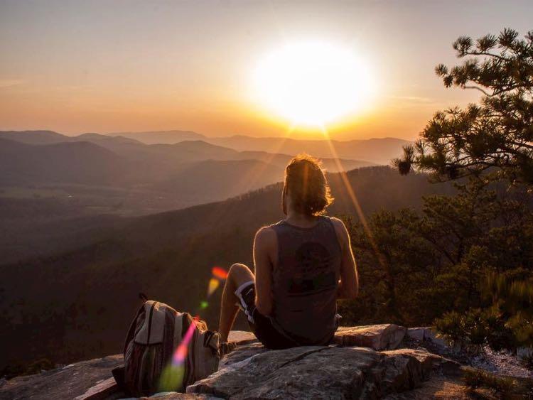 Outdoor activities in Roanoke VA and Virginias Blue Ridge