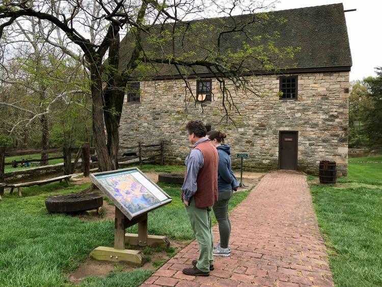 George Washington's Gristmill Mount Vernon VA