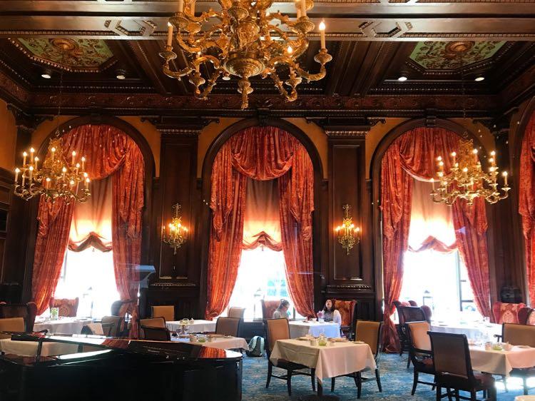 The Green Room HOTEL DU PONT Wilmington DE