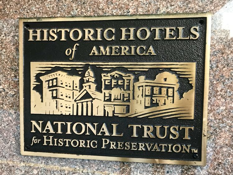 Historic Hotels of America recognizes and celebrates over 300 historic hotels