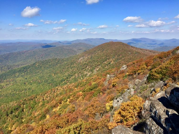 Virginia day trips near Washington DC include beautiful Shenandoah National Park
