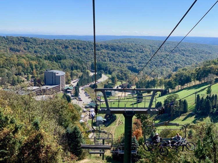 Seven Springs Mountain Resort in Laurel Highlands PA