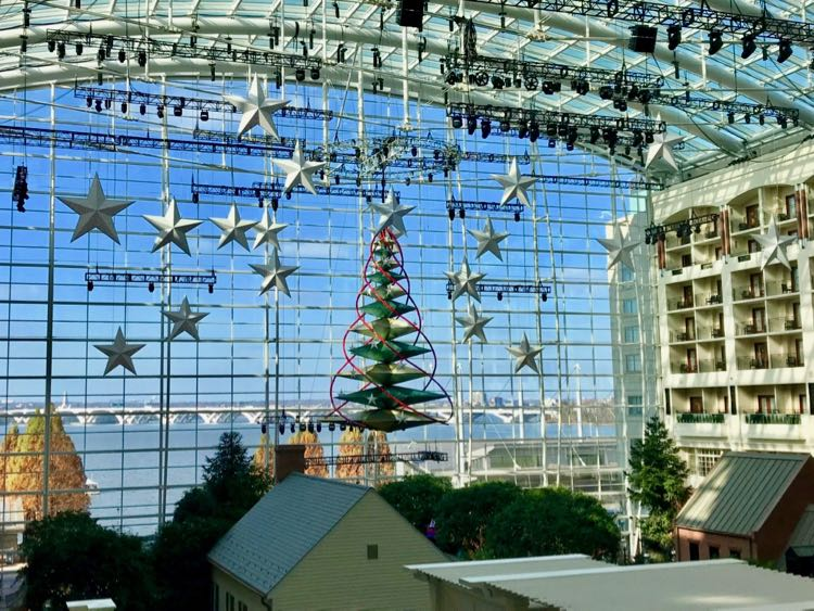 Christmas on the Potomac Gaylord National Harbor