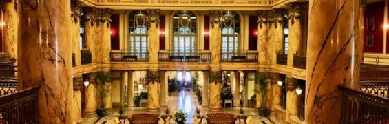 The Jefferson hotel Rotunda Lobby