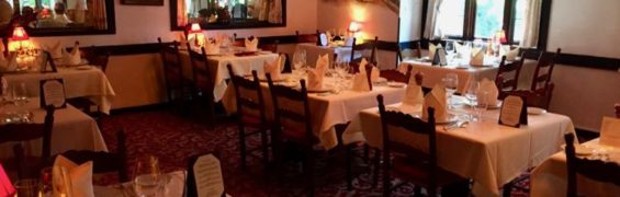L'auberge Chez Francois is one of our favorite romantic restaurants in Northern Virginia